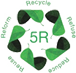 5Rs of recycling