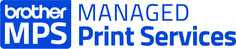 Brother Managed Print Services Logo
