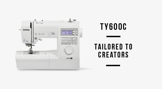 Taylored 2 you ty600c sewing machine